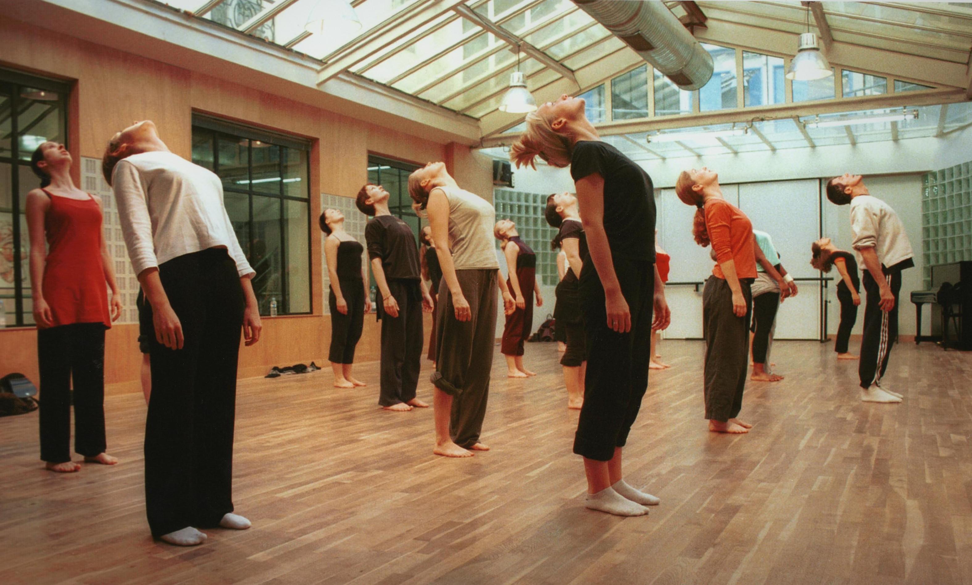 Cours de danse à Paris