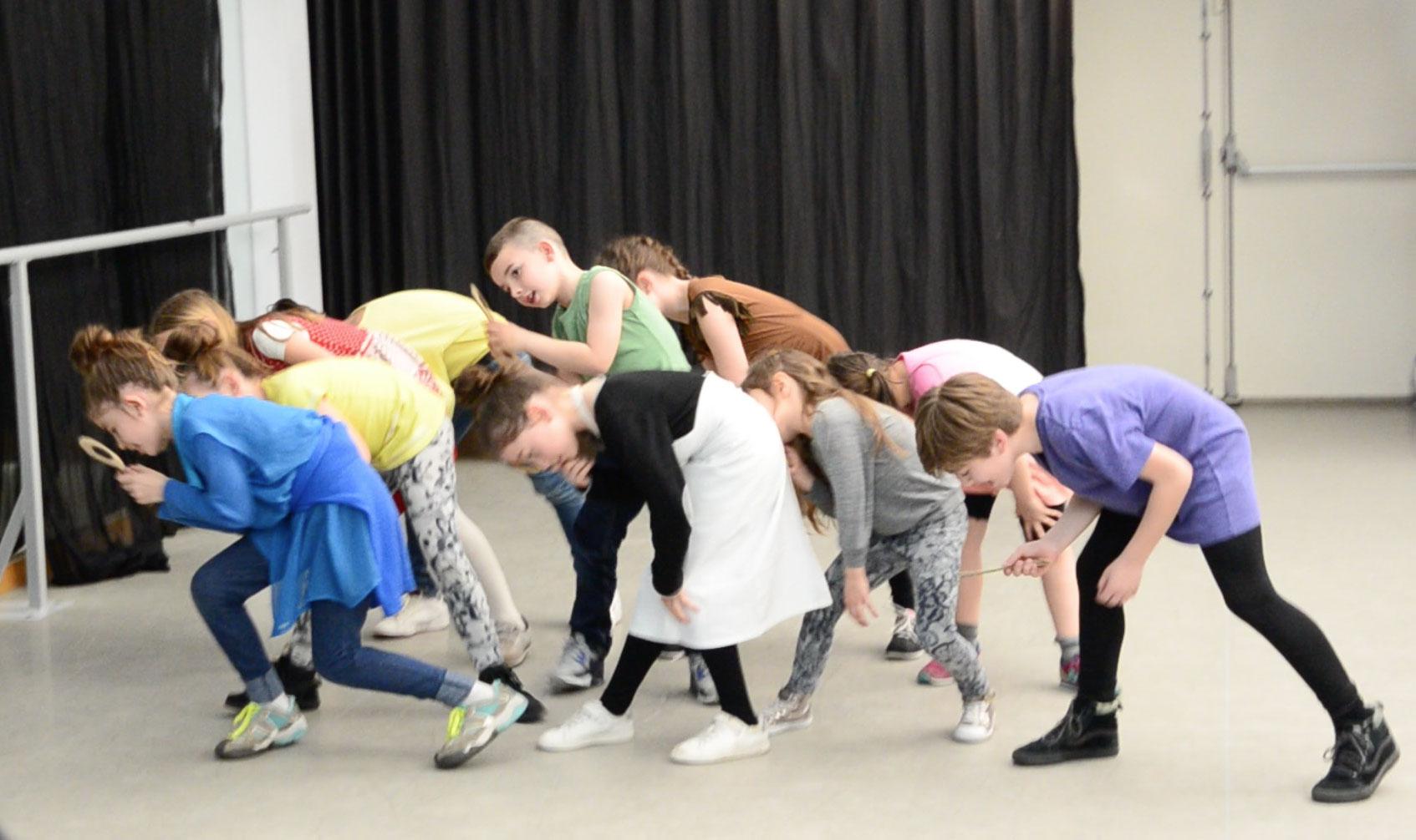Cours de danse pour enfants à Paris